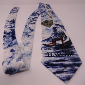 "Other - Hand made Hawaiian Tie Men's 57"" L 3 1/2"" W"